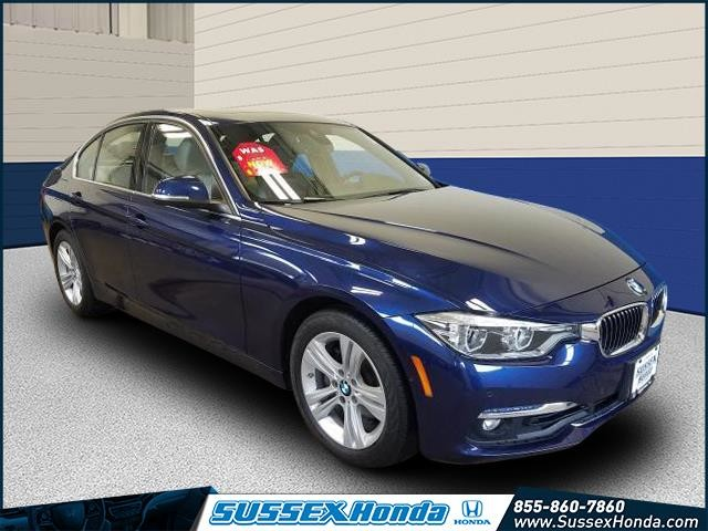 Bmw Of Newton >> Pre Owned 2016 Bmw 3 Series 328i Xdrive